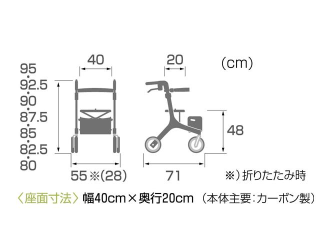 KW50サイズ表