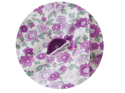 エンゼル オーガニックパジャマNKY-551 上衣(婦人用) ボタン